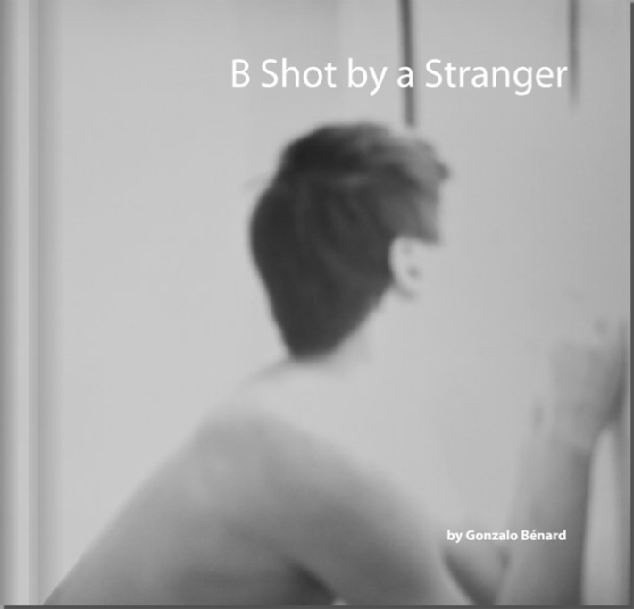"""Book """"B Shot by a Stranger"""" 2012 by ©GBénard"""