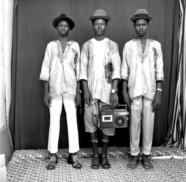 by ©Malick Sidibé