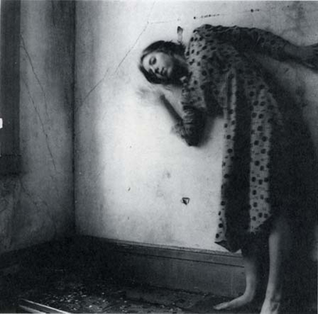 by Francesca Woodman