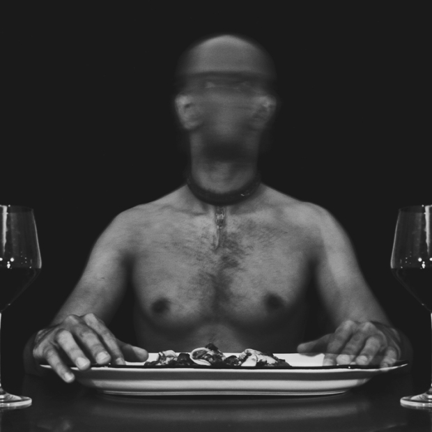 A Self Dinner, by ©GonzaloBénard