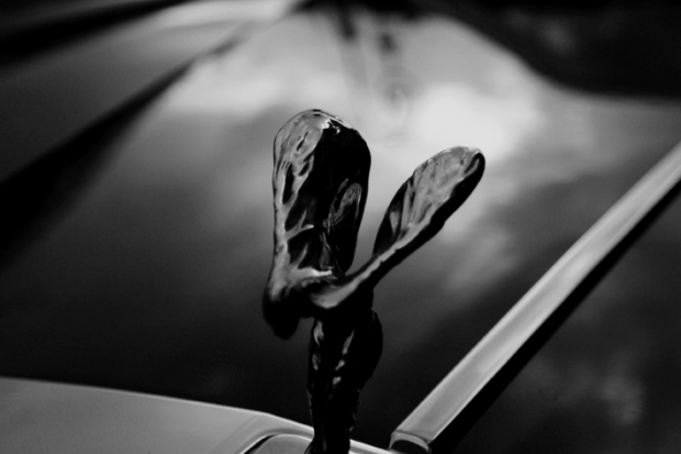 The Spirit of Ecstasy, by ©Gonzalo Bénard