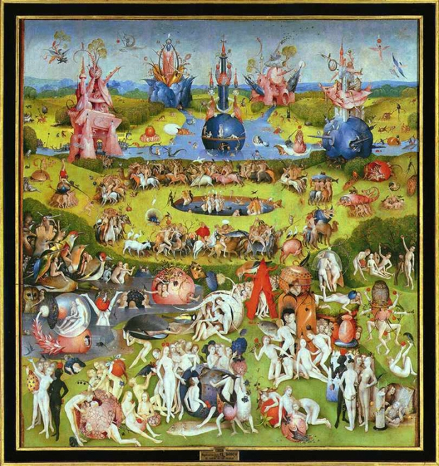 by Hieronymous Bosch