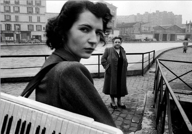 by ©Robert Doisneau