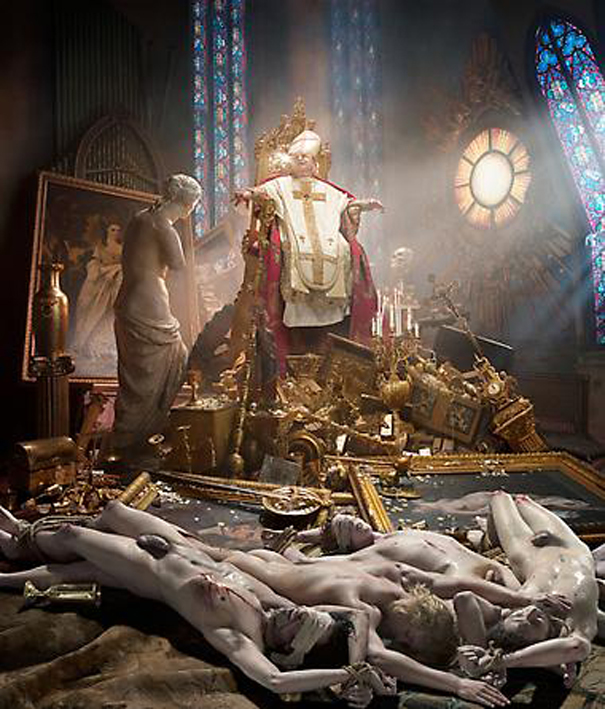 The Kingdom Come, by ©David LaChapelle