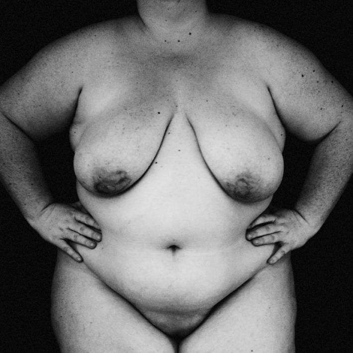 Female Nude, by ©Gonzalo Bénard