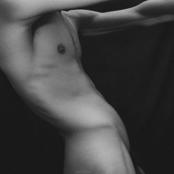 Study on a Nude, #9, by ©Gonzalo Bénard
