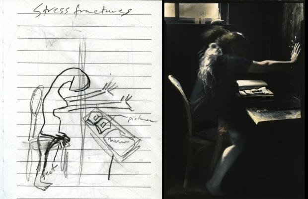Sketch #2 by ©Lauren Simonutti