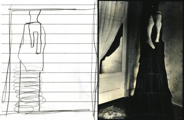 Sketch #6 by ©Lauren Simonutti