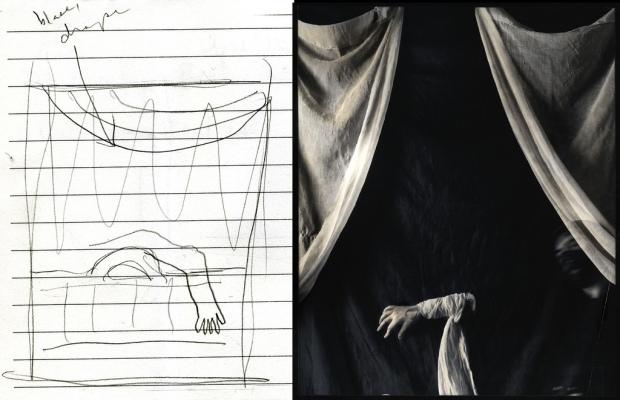 Sketch #8 by ©Lauren Simonutti