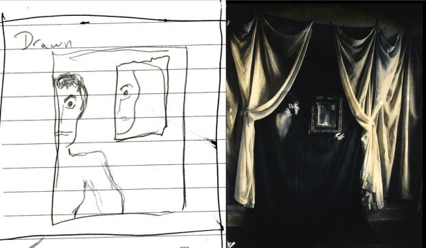 Sketch #9 by ©Lauren Simonutti