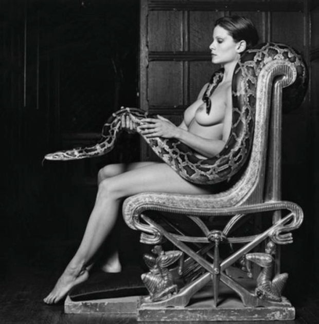 by Robert Mapplethorpe