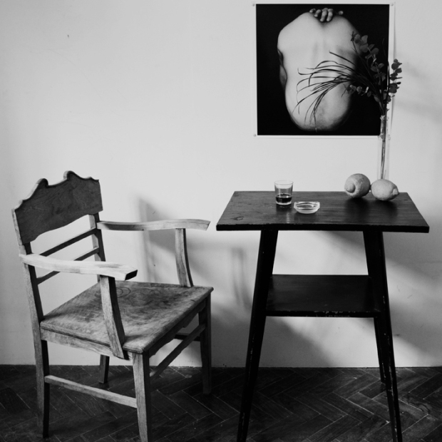 Conversations Around the Table #1, 2012, by ©Gonzalo Bénard