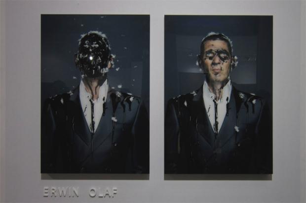 self portraits by Erwin Olaf