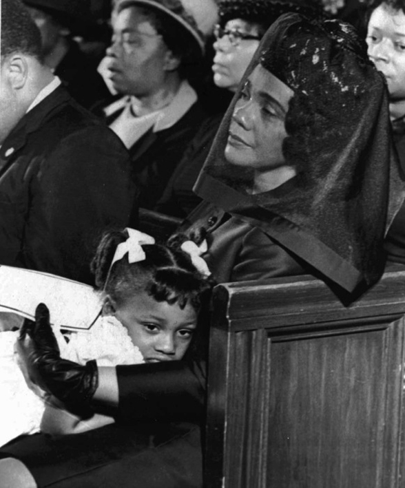 the early life and death of martin luther This martin luther king jr day will be the first without sister mary antona ebo, the only black catholic nun who marched with the civil rights leader in selma.