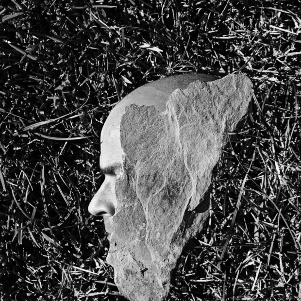 Stoned Head, by ©Gonzalo Bénard