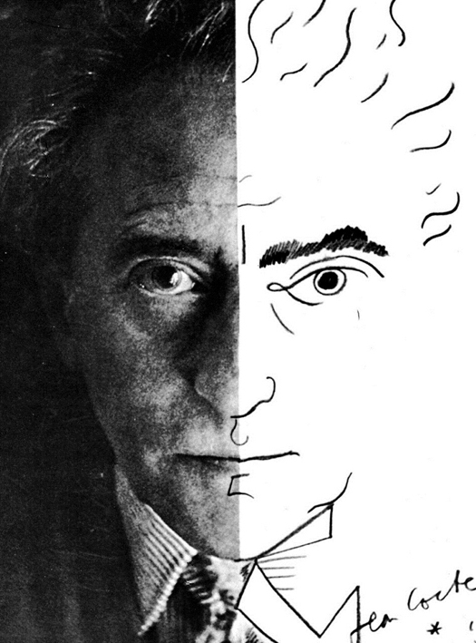 by Jean Cocteau