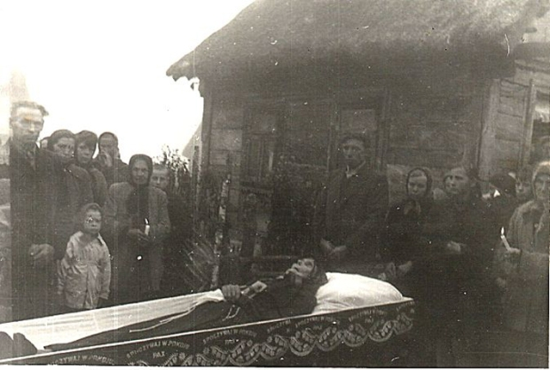 Polish Funeral, photographer unknown