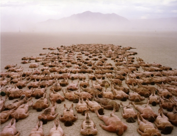 by Spencer Tunick