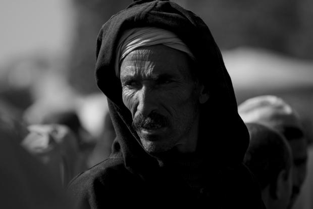 Man 5, by ©Gonzalo Bénard