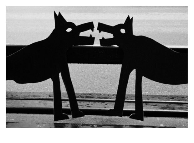 Walking the Dogs #14, Paris, by ©GonzaloBénard