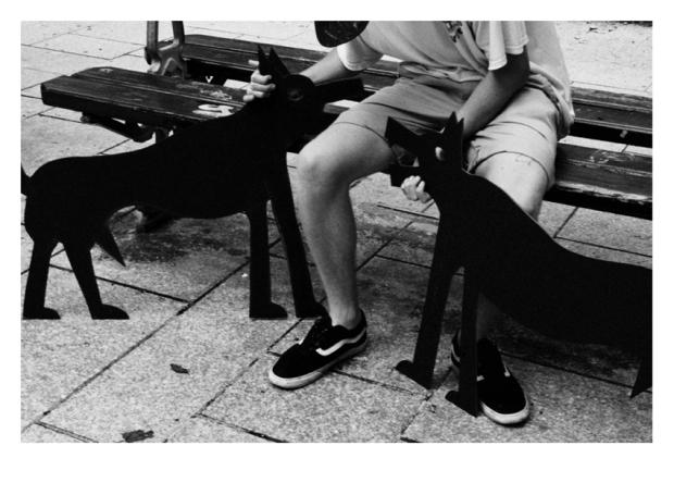Walking the Dogs #18, Paris, by ©GonzaloBénard