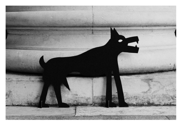 Walking the Dogs #34, Paris, by ©GonzaloBénard