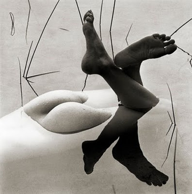 by Karin Rosenthal, Funny Feet - 1989