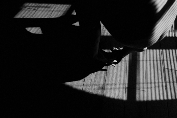 Light Nudes #3, Paris 2013, by ©Gonzalo Bénard