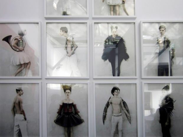 Bulletproof series by Vee Speers at School Gallery in Paris