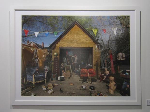 Garage Sale by Julie Blackmon