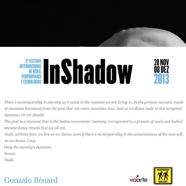 InShadow, Lisbon, with Gonzalo Bénard at PickPocket Gallery