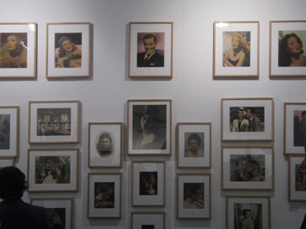 Mexican Gallery with hand coloured photographs