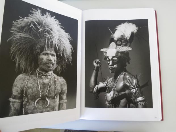 book Genesis, Sebastiao Salgado at Maison Européenne de Photographie, Paris