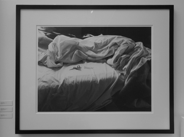 The Unmade Bed, 1957, by Imogen Cunningham