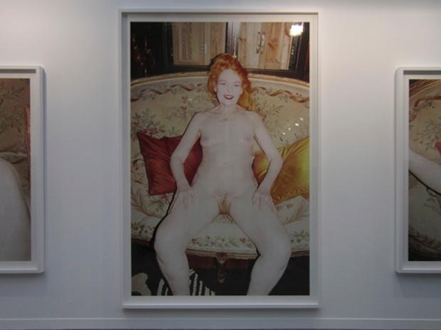 Vivien Westwood by Jurgen Teller
