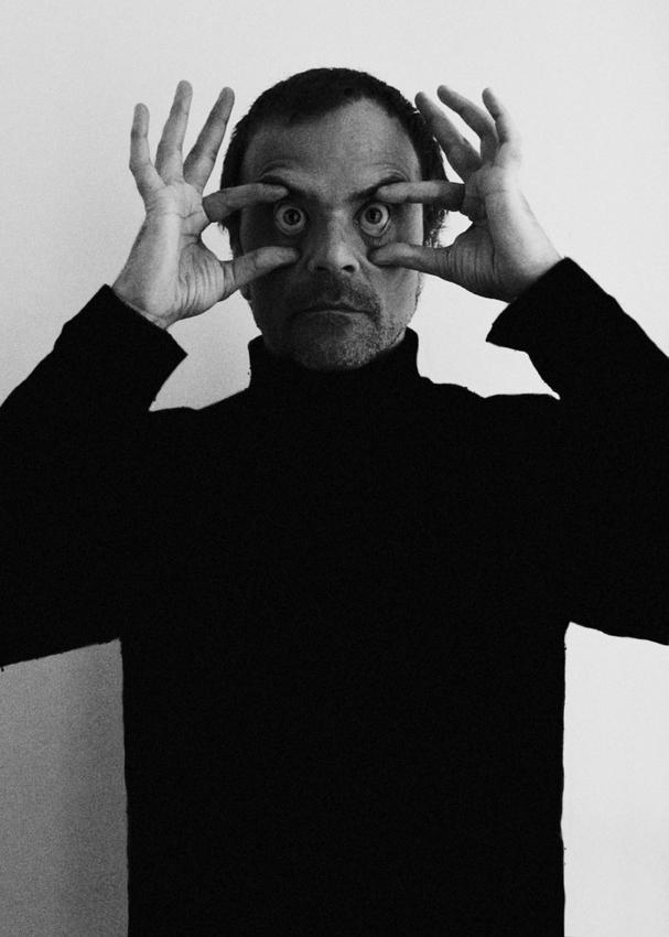 Gonzalo Bénard, self-portrait 2013