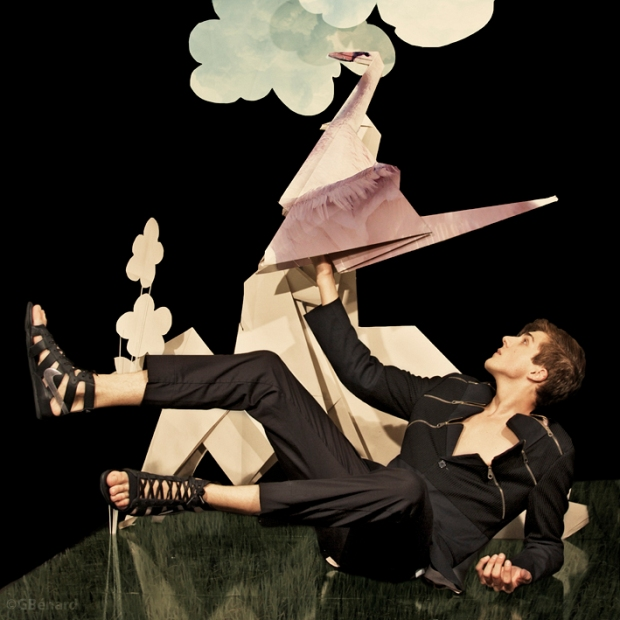 Editorial for Round Square/Dino Alves Fashion designer - Model Marcio Afonso - photos by Gonzalo Bénard 2010
