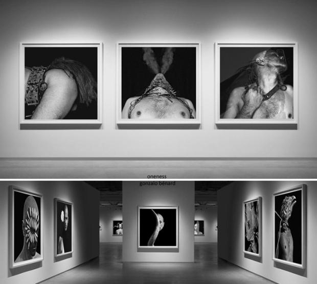 Oneness Exhibition, Gonzalo Bénard