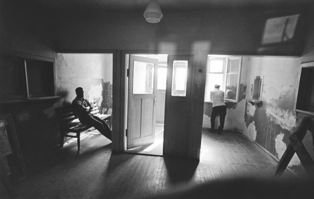 Hovel Waiting, by Victor Ershov 1980