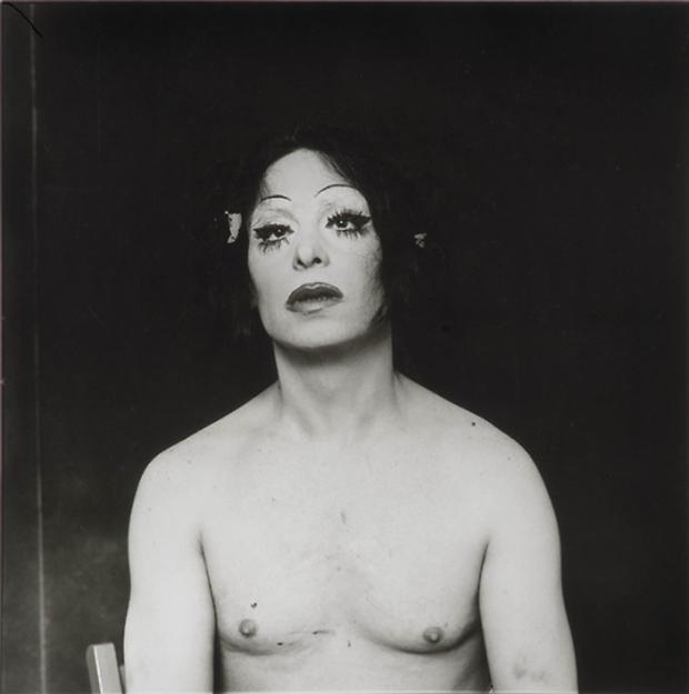 Violeta La Burra by Humberto Rivas, 1979