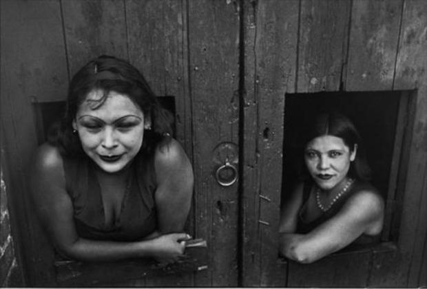 Calle Cuauhtemoctzin by Henri Cartier-Bresson