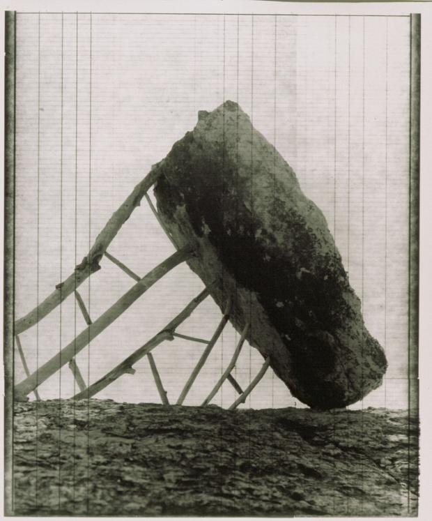 Mon Histoire avec les Pierres, by Laurent Millet, 1999