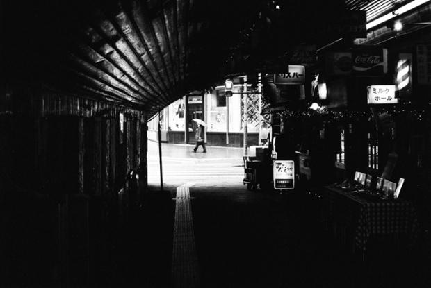 "from the series ""Keiyo Street"", Tokyo, by Sebastian Schlüter"