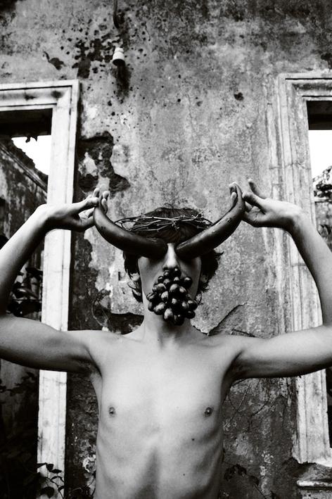 Dionysos by Amiko Kavtaradze
