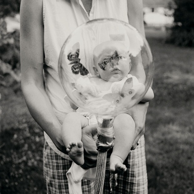 Bubble Baby 2002 by Elijah Gowin