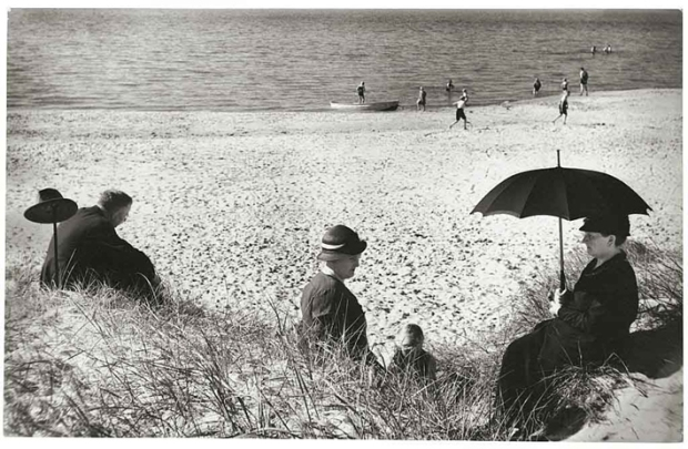 Picnic by the Baltic, Germany, 1930 by Herbert List