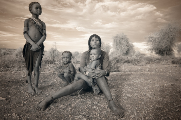 Omo Valley by Terri Gold
