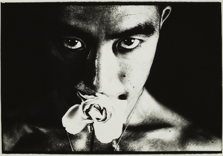 Ordeal by Roses - by Eikoh Hosoe