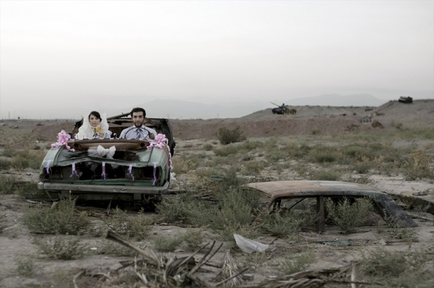 Gohar Dashti; Untitled #5, 2008; From the series Today's Life and War; Courtesy of Gohar Dashti