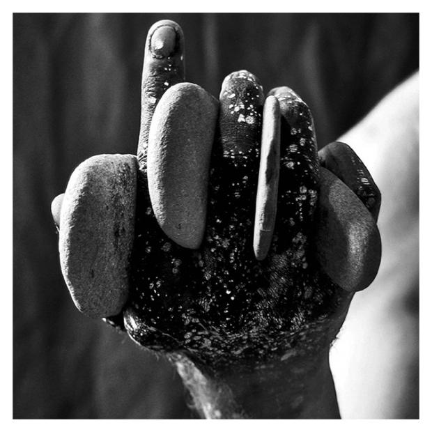 GBenard Stoned Hand